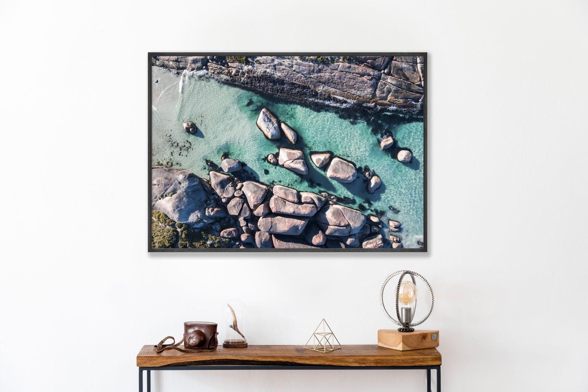Elephant Rocks A-series print