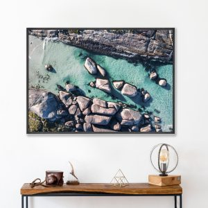 Elephant Rocks A-series print